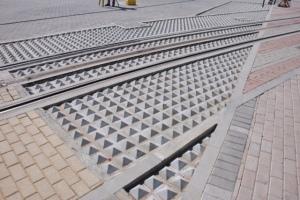 cement pyramids